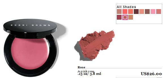 BB Pot Rouge in Rose