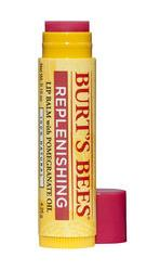 Burt's Bees Replenishing Lip Balm w/ Pomegranate Oil
